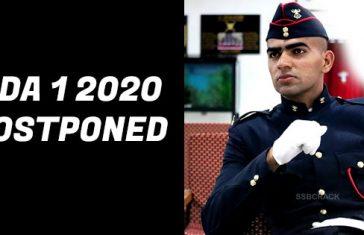 nda-1-2020-postponed-upsc