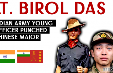 Brave Lieutenant Birol Das Who Punched Chinese Army Major