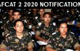 AFCAT-2-2020-Notification