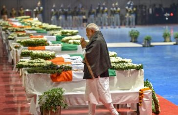 Names of 20 Indian Soldiers Lost Their Lives In Galwan Valley