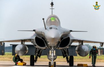 India Got 5 New Rafale Fighter Jets