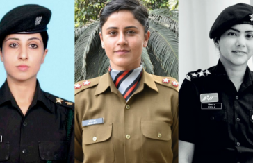 Permanent Commission To Women Officers