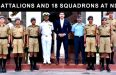 5-Battalions-and-18-Squadrons-At-NDA