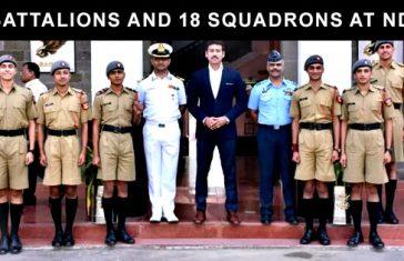 5-Battalions-and-18-Squadrons-At-NDA