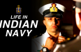 Watch The Life In Indian Navy?