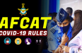 AFCAT 2 2020 COVID19 Instructions and Rules