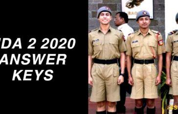 nda-2-2020-answer-keys