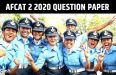AFCAT-2-2020-Question-Paper