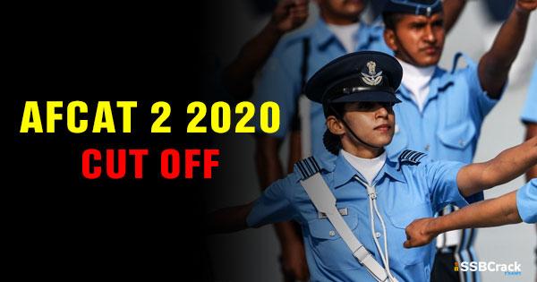afcat-2-2020-cut-off-marks-official
