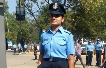 Flying-Officer-Radha-Charak