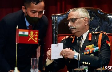 List of COAS and VCOAS  Commendation Card 2021