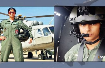 All About Flight Lieutenant Swati Rathore First Woman Leading R-Day Parade Flypast
