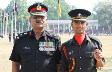Major Anuj Sood Shaurya Chakra Citation