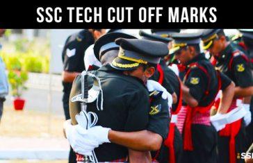 SSC Tech 56 Men SSC Tech 27 Women Cut Off
