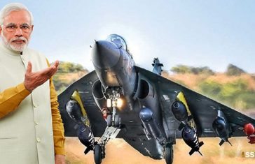 PM Modi Approves LCA Tejas Mk-1A For Indian Air Force