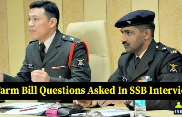 8 Farm Law Questions Asked In SSB Interview