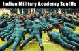 Indian and Foreign Cadets Fight at Indian Military Academy