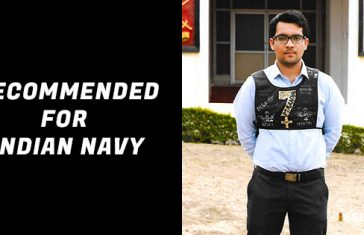 My Journey Towards Indian Naval Academy