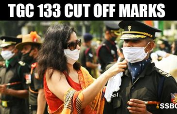 Technical Graduate Course - TGC 133 Cut Off Marks