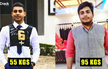 Lost 40 Kgs To Join The Indian Army, Recommended For National Defence Academy NDA 146 Course