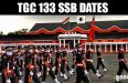 TGC 133 SSB Interview Dates And Venue [Out Now]