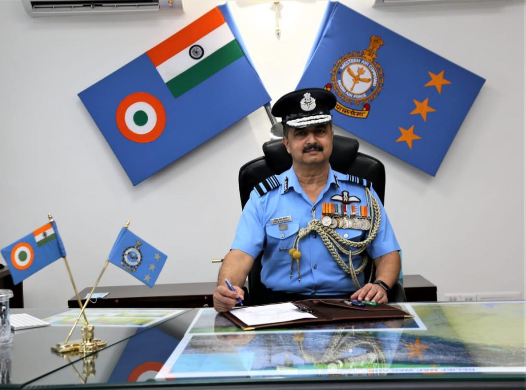 Air Marshal Vivek Ram Chaudhari