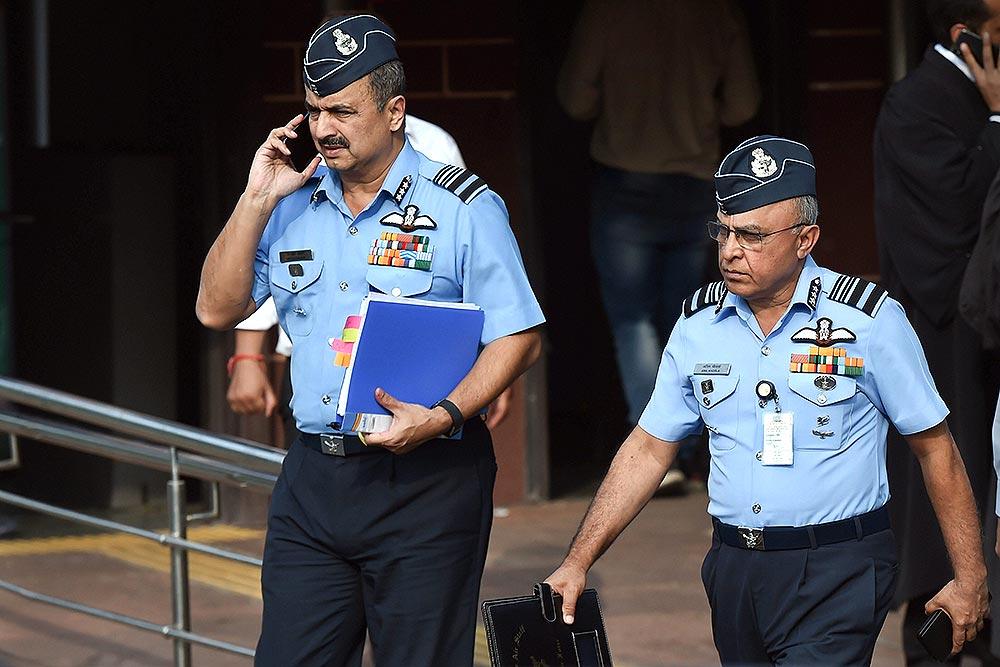 Air Marshal VR Chaudhari 6