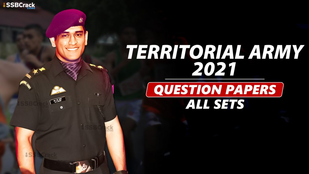 Territorial-Army-2021-QUESTION-PAPER-ALL-SETS